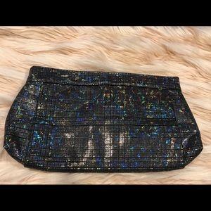 Handbags - Cute iridescent clutch